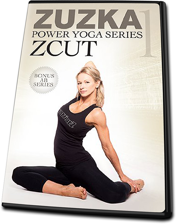 ZCUT Power Yoga DVD Volume 1 - Zuzka Light
