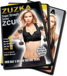 ZCUT Power Strength DVD Series - Zuzka Light