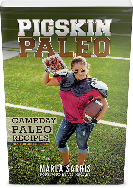 Pigskin Paleo: Gameday Paleo Recipes