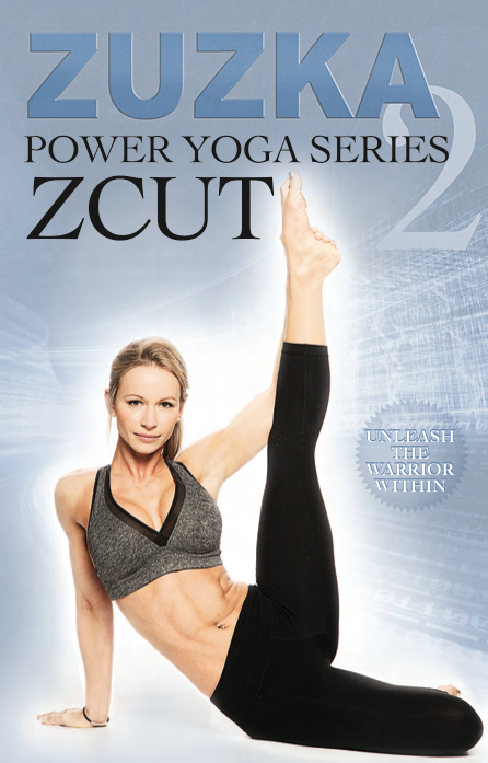 ZCUT Power Yoga Vol 2 - Zuzka Light